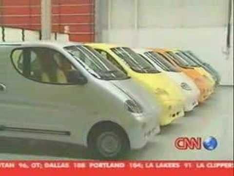 Air Car by Guy Negre on CNN
