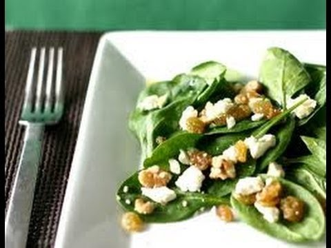 Different ways to serve spinach