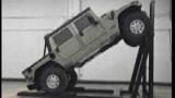 H1 HUMMER CLIMBING NEAR VERTICAL WALL – EXTREME HUMMER 4WD