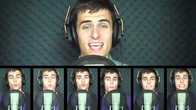 Teenage Dream & Just the way you are – Acapella Cover – Katy Perry – Bruno Mars – Mike Tompkins
