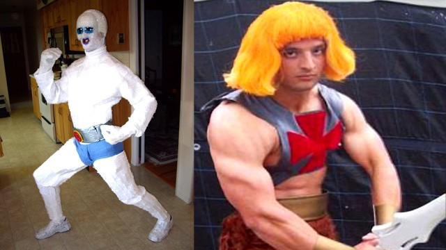 Top 25 Awfully Bad Halloween Costumes
