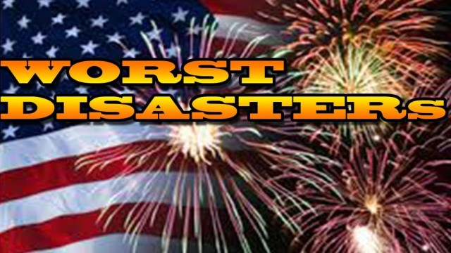 Top 5 Biggest Fireworks Disasters