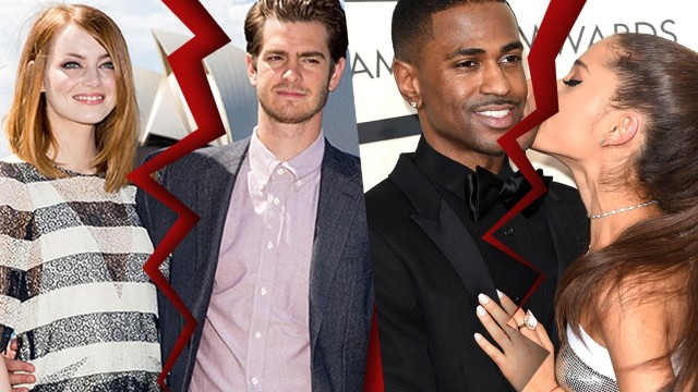 Top 7 2015 Celebrity Breakups We Didn't See Coming