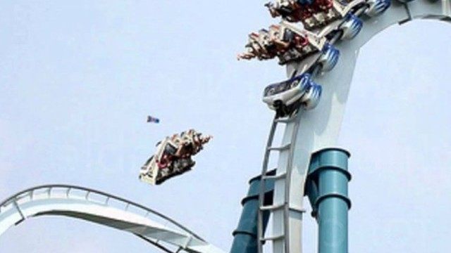Top 8 Freaky Amusement Park Ride Accidents