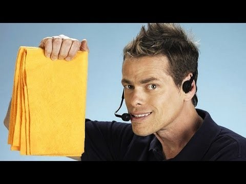 Top 10 Amazing Infomercial Products and a Few Honorable Mentions