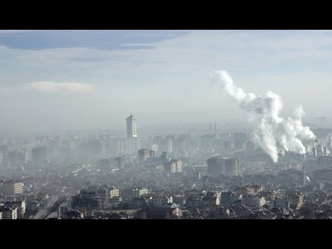 Top 10 Cities with the Most Pollution