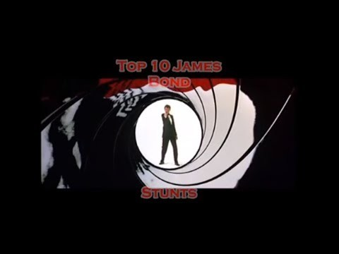 Top 10 James Bond Action Sequences