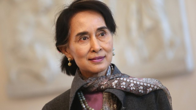 Top 13 Facts About Aung San Suu Kyi's Life