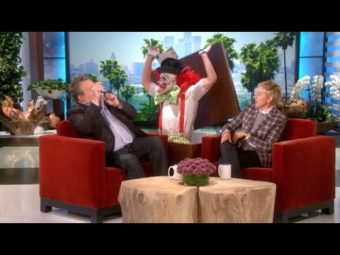 Top 19 Celebrity Scares Courtesy of Ellen Degeneres