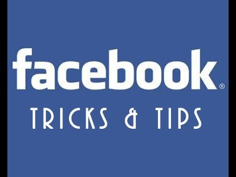 Top 5 2015 Facebook Tricks
