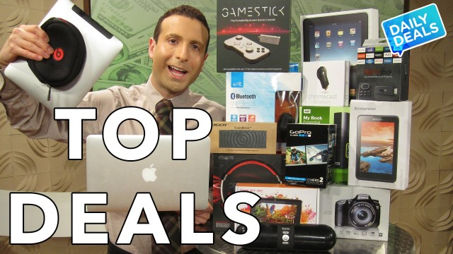 Top 5 Best 2015 Black Friday Sales