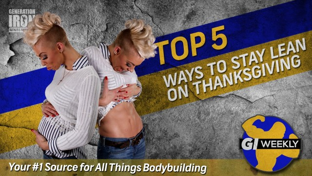 Top 5 Effective Ways to Stay Fit on Thanksgiving