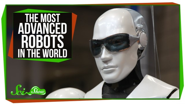 Top 5 Most Advanced Robots