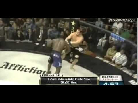 Top 5 Upsets in the World of MMA
